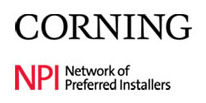 Corning - Network of Preferred Installers